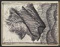 View James Fitzgerald sketchbook #10 digital asset: sketchbook page 21