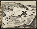 View James Fitzgerald sketchbook #11 digital asset: sketchbook page 3
