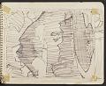View James Fitzgerald sketchbook #11 digital asset: sketchbook page 16