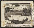 View James Fitzgerald sketchbook #11 digital asset: sketchbook page 17