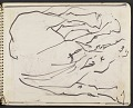 View James Fitzgerald sketchbook #11 digital asset: sketchbook page 19