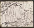 View James Fitzgerald sketchbook #11 digital asset: sketchbook page 21