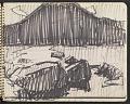 View James Fitzgerald sketchbook #11 digital asset: sketchbook page 23