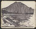 View James Fitzgerald sketchbook #11 digital asset: sketchbook page 24