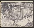 View James Fitzgerald sketchbook #11 digital asset: sketchbook page 25