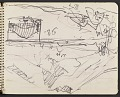 View James Fitzgerald sketchbook #11 digital asset: sketchbook page 27