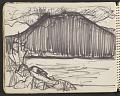 View James Fitzgerald sketchbook #11 digital asset: sketchbook page 28