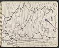 View James Fitzgerald sketchbook #11 digital asset: sketchbook page 31
