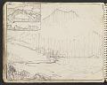 View James Fitzgerald sketchbook #11 digital asset: sketchbook page 34