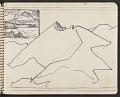 View James Fitzgerald sketchbook #11 digital asset: sketchbook page 35