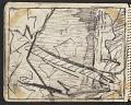 View James Fitzgerald sketchbook #11 digital asset: sketchbook page 36