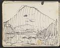 View James Fitzgerald sketchbook #11 digital asset: sketchbook page 38