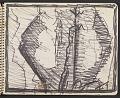 View James Fitzgerald sketchbook #11 digital asset: sketchbook page 39