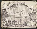 View James Fitzgerald sketchbook #11 digital asset: sketchbook page 40
