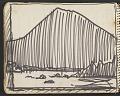 View James Fitzgerald sketchbook #11 digital asset: sketchbook page 42