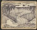 View James Fitzgerald sketchbook #11 digital asset: sketchbook page 44