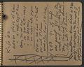 View James Fitzgerald sketchbook #11 digital asset: sketchbook page 45