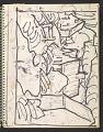 View James Fitzgerald sketchbook #14 digital asset: sketchbook page 3