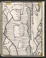 View James Fitzgerald sketchbook #14 digital asset: sketchbook page 5