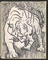 View James Fitzgerald sketchbook #14 digital asset: sketchbook page 7