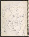 View James Fitzgerald sketchbook #14 digital asset: sketchbook page 8