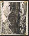 View James Fitzgerald sketchbook #14 digital asset: sketchbook page 13