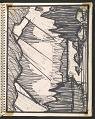 View James Fitzgerald sketchbook #14 digital asset: sketchbook page 15
