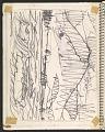 View James Fitzgerald sketchbook #14 digital asset: sketchbook page 16