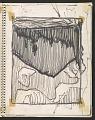 View James Fitzgerald sketchbook #14 digital asset: sketchbook page 17
