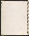 View James Fitzgerald sketchbook #14 digital asset: sketchbook page 20