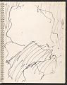 View James Fitzgerald sketchbook #14 digital asset: sketchbook page 25