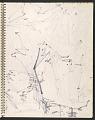 View James Fitzgerald sketchbook #14 digital asset: sketchbook page 27