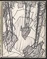 View James Fitzgerald sketchbook #14 digital asset: sketchbook page 29