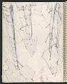 View James Fitzgerald sketchbook #14 digital asset: sketchbook page 30