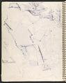 View James Fitzgerald sketchbook #14 digital asset: sketchbook page 36