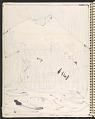 View James Fitzgerald sketchbook #14 digital asset: sketchbook page 38