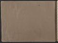 View James Fitzgerald sketchbook #17 digital asset: cover verso