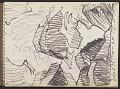 View James Fitzgerald sketchbook #17 digital asset: sketchbook page 3
