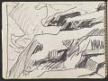 View James Fitzgerald sketchbook #17 digital asset: sketchbook page 4