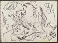 View James Fitzgerald sketchbook #17 digital asset: sketchbook page 5