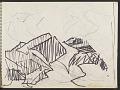 View James Fitzgerald sketchbook #17 digital asset: sketchbook page 9