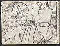 View James Fitzgerald sketchbook #17 digital asset: sketchbook page 10