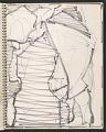 View James Fitzgerald sketchbook #14 digital asset: sketchbook page 49
