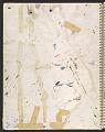 View James Fitzgerald sketchbook #14 digital asset: sketchbook page 52