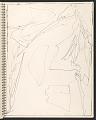 View James Fitzgerald sketchbook #14 digital asset: sketchbook page 57