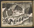 View James Fitzgerald sketchbook #6 digital asset: sketchbook page 2