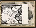 View James Fitzgerald sketchbook #6 digital asset: sketchbook page 3