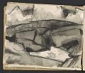 View James Fitzgerald sketchbook #6 digital asset: sketchbook page 6