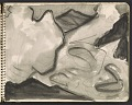 View James Fitzgerald sketchbook #6 digital asset: sketchbook page 9