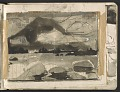 View James Fitzgerald sketchbook #6 digital asset: sketchbook page 13
